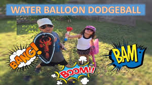 Waterballoon Dodgeball