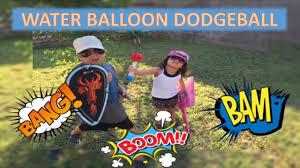 Waterballoon Dodgeball